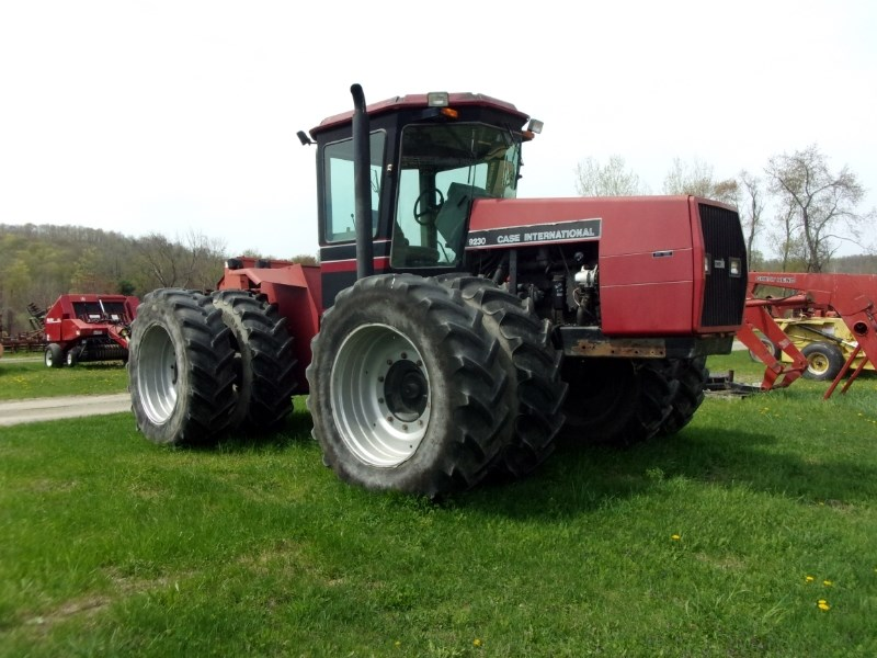 1992 Case IH STEIGER 9230 Tractor For Sale