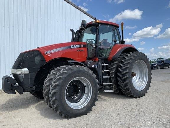 2014 Case IH 315 CVT Tractor For Sale