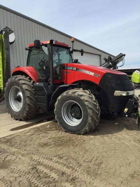 2014 Case IH 315 MAGPS Tractor For Sale