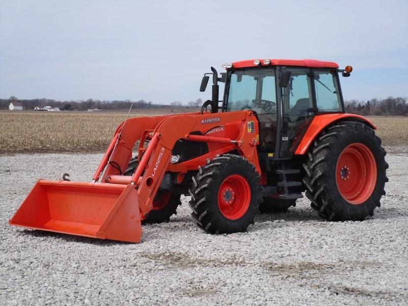 2012 Kubota M126X Tractor For Sale
