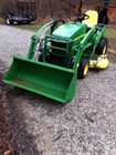 Tractor For Sale:  2011 John Deere 2305 , 24 HP