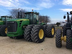 Tractor For Sale:  2009 John Deere 9430 , 425 HP