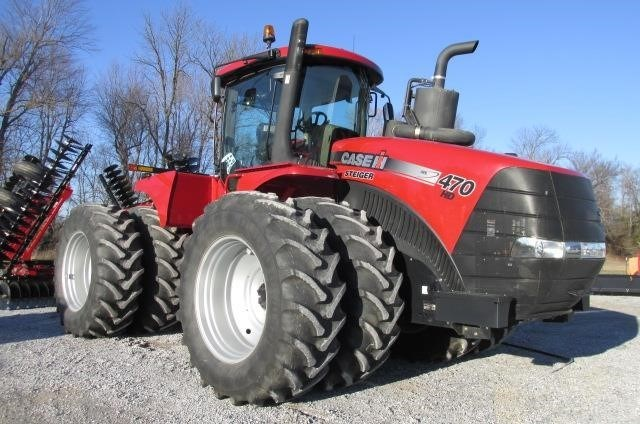 2015 Case IH STEIGER 470 HD Tractor For Sale