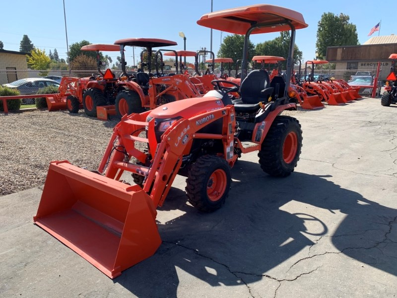 2020 Kubota B2601HSD Tractor For Sale