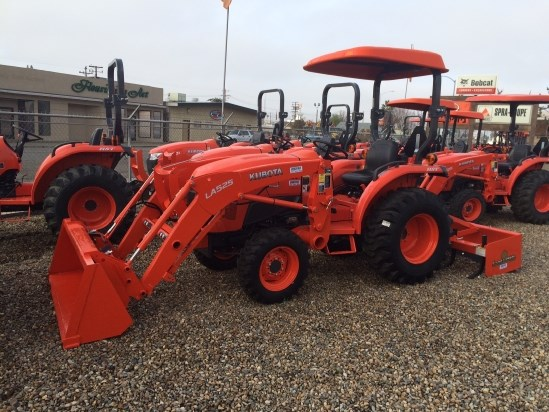 2018 Kubota L3901HST Tractor For Sale