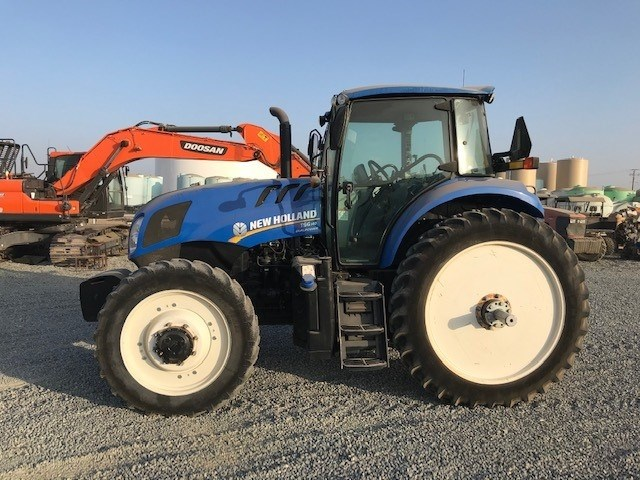 2016 New Holland TS6.140 Tractor For Sale