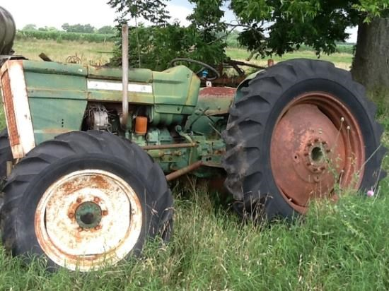 Oliver 1255 Tractor For Sale