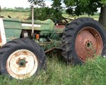 Tractor For Sale:  Oliver 1255, 42 HP