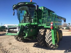 Combine For Sale 2013 John Deere S690