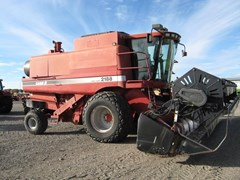 Combine For Sale 1997 Case IH 2188 , 260 HP