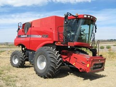 Combine For Sale 2012 Case IH 7230 , 380 HP