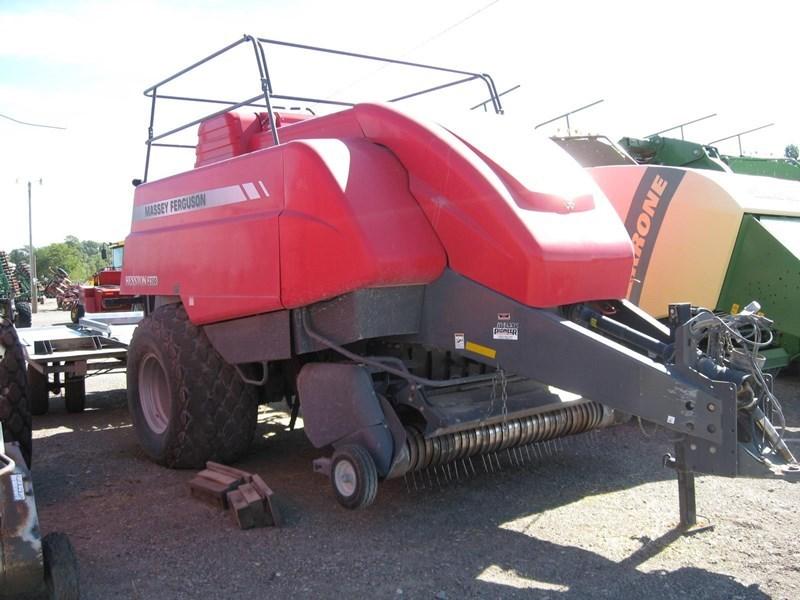 2012 Massey Ferguson 2190 Baler-Square For Sale