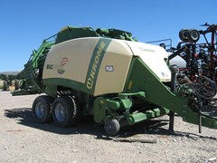 Baler-Square For Sale 2012 Krone BP4x4XC