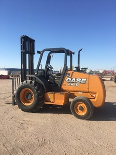 Lift Truck/Fork Lift-Rough Terrain :  2015 Case 586H