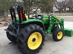 Tractor For Sale:  2009 John Deere 4720 , 58 HP