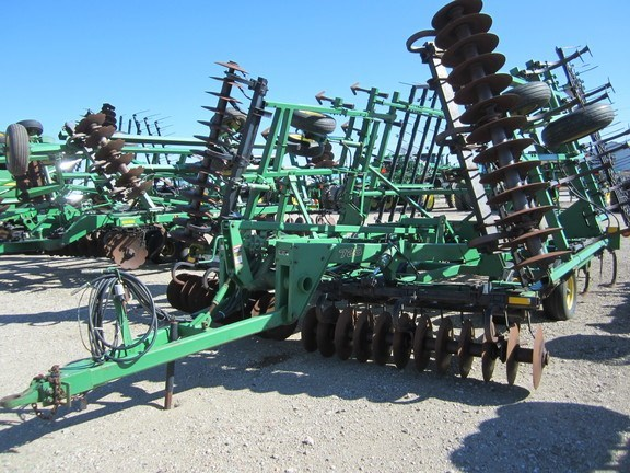 1998 John Deere 726 Mulch Finisher For Sale