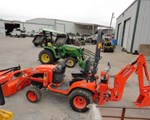 Tractor For Sale: 2014 Kubota BX25D, 25 HP