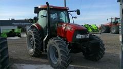 Tractor For Sale 2014 Case IH MAXXUM 115 , 115 HP