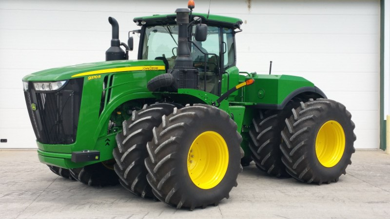 2015 John Deere 9370R Tractor For Sale