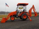 Loader Backhoe :  2016 Kubota B26