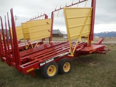 Bale Wagon-Pull Type For Sale New Holland 1037