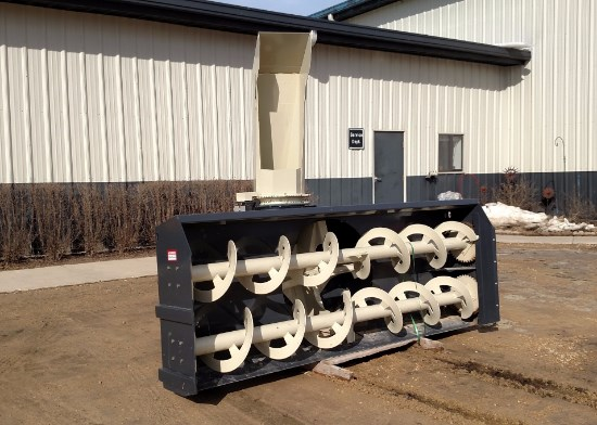 2015 Buhler YC1080 Snow Blower For Sale