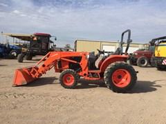 Tractor :  Kubota L6060HST