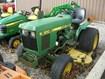 Tractor For Sale:  1984 John Deere 650 , 15 HP