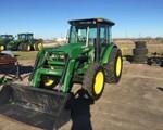 Tractor For Sale: 2008 John Deere 5625, 82 HP