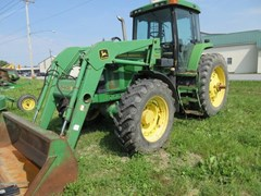 Tractor For Sale 1995 John Deere 7800 , 145 HP