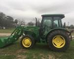Tractor For Sale: 2014 John Deere 5075E, 75 HP