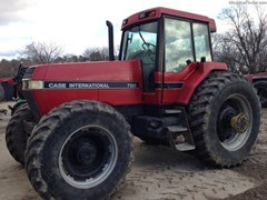 Tractor For Sale:  Case IH 7120 , 150 HP