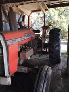 Tractor For Sale:   Massey Ferguson 285 , 50 HP