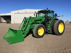 Tractor For Sale:  2013 John Deere 6210R , 210 HP