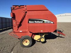 Baler-Round For Sale:  2003 New Holland BR780