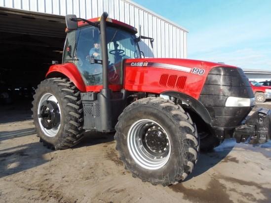 2013 Case IH 190 MAGNUM Tractor For Sale