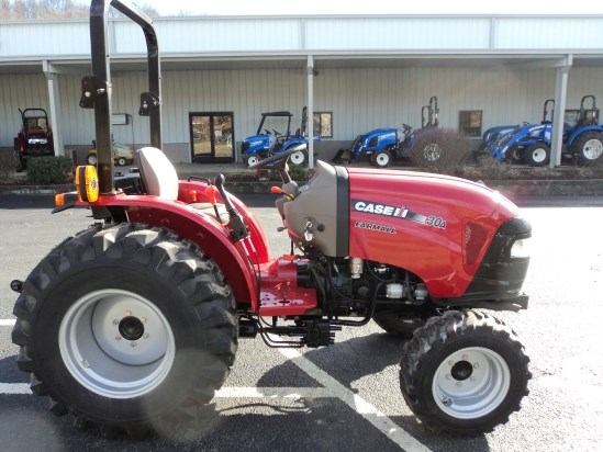 Farmall Compact Tractors For Sale : Case ih farmall a tractor for sale west hills