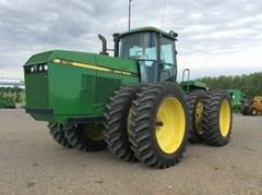 Tractor For Sale:  1992 John Deere 8760