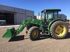 Tractor For Sale:  2012 John Deere 6115D , 115 HP