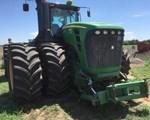 Tractor For Sale: 2010 John Deere 9630, 530 HP