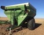 Grain Cart For Sale:  J & M 750-14