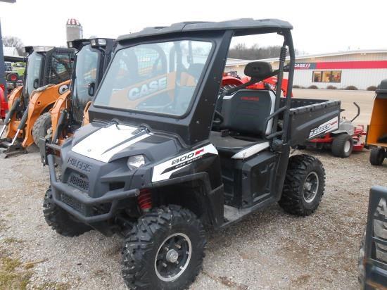 2013 Polaris RANGER Utility Vehicle For Sale