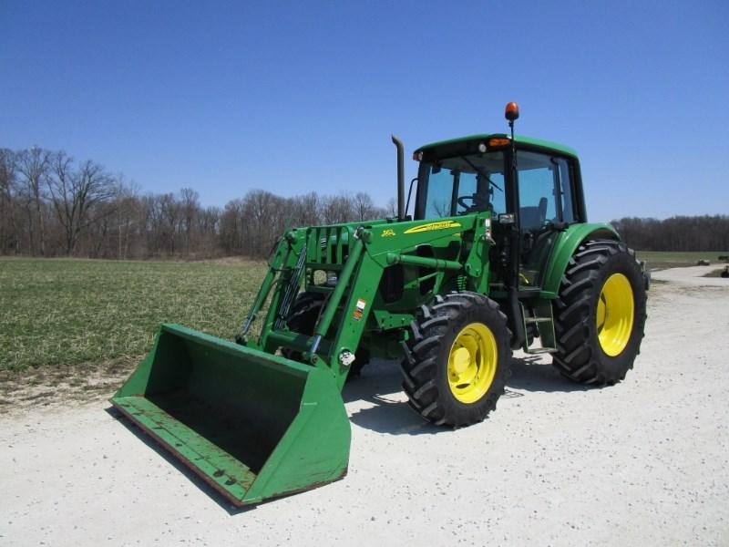 2008 John Deere 6230 Tractor For Sale