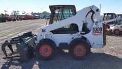 Skid Steer For Sale:  Bobcat S300