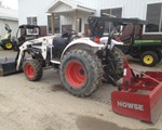 Tractor For Sale: 2009 Bobcat CT235, 34 HP