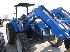 Tractor For Sale:  2012 New Holland PowerStar 4.75 , 75 HP