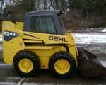Skid Steer For Sale: 2008 Gehl 5240