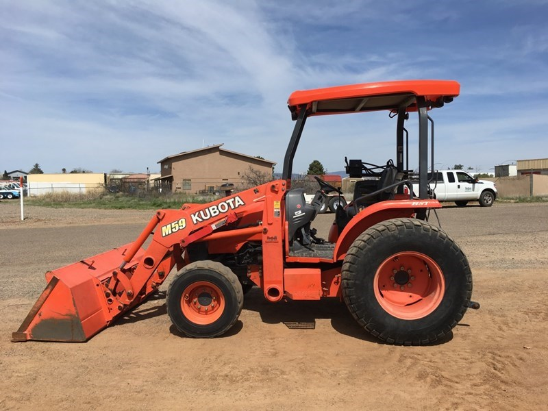 2008 Kubota M59TL Tractor For Sale