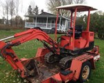 Excavator-Mini For Sale: 1991 General WY 1.3