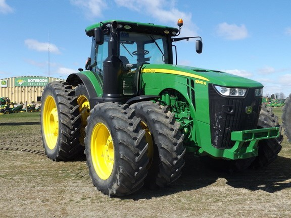 2015 John Deere 8345R Tractor For Sale